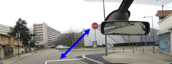 Línea de STOP