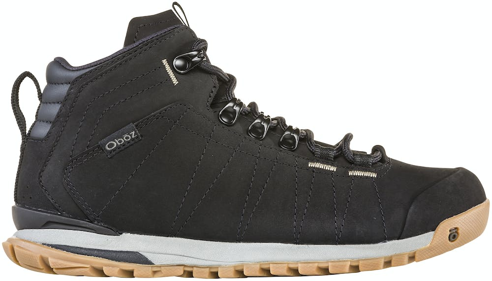 Oboz Women's Bozeman Mid Leather shoe