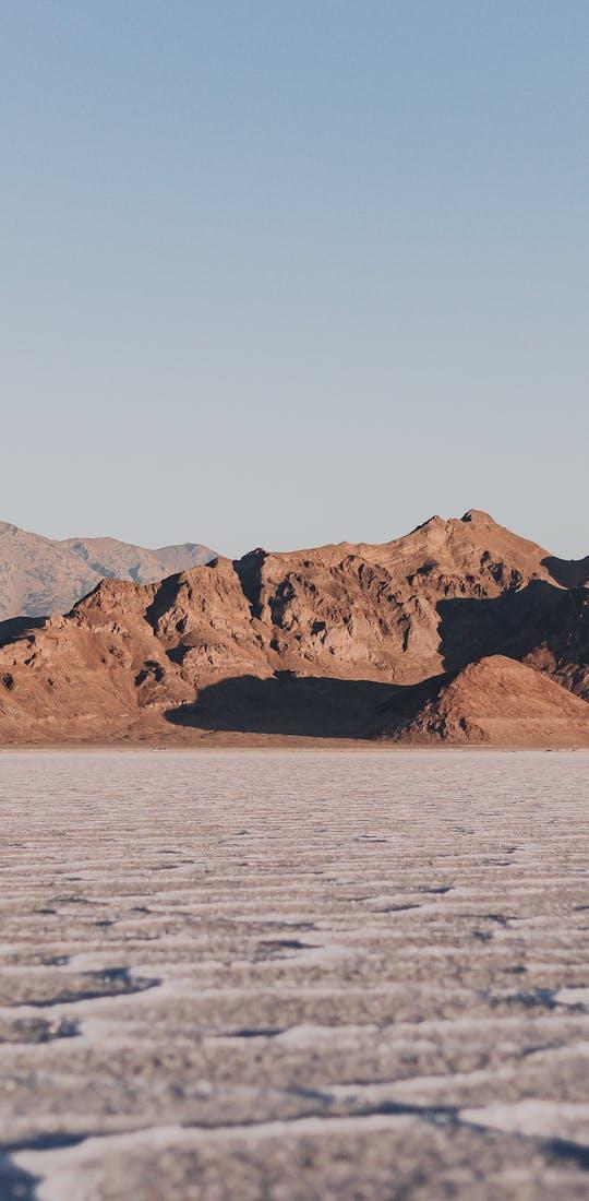 Bonneville Salt Flats. Image credit: Lindsay Kagalis