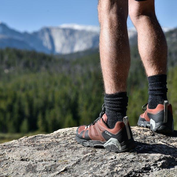 Oboz men's Arete hiking shoe