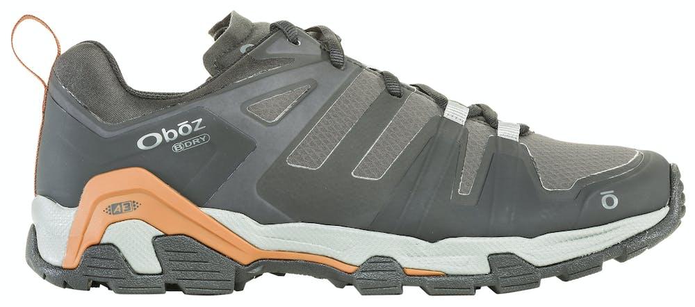 Oboz Men's Arete Low Waterproof hiking shoe