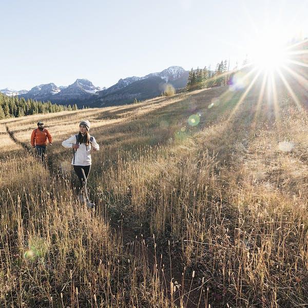 Hiking in the Sawtooth II Low
