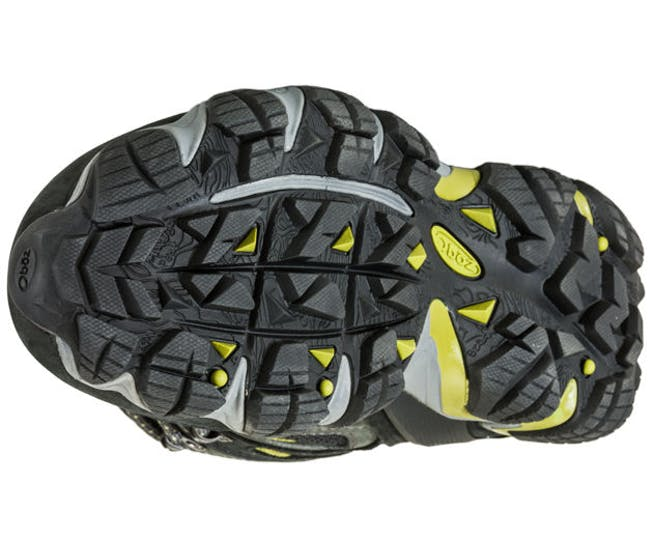Sawtooth Outsole