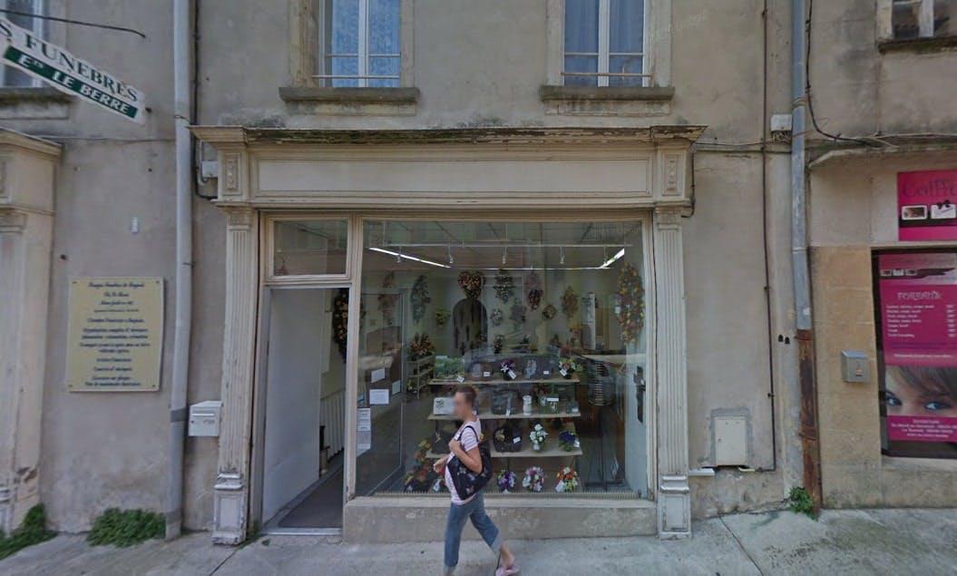 Photographies des Pompes Funébres Le Berre à Bagnols-sur-Cèze