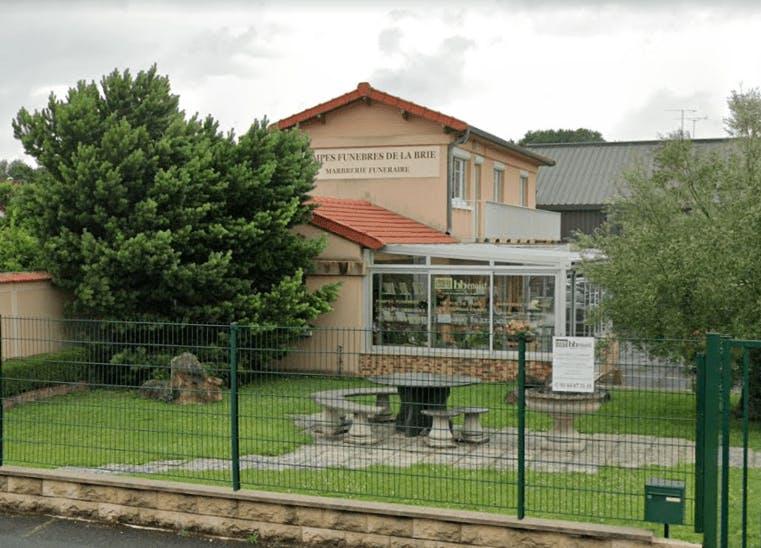 Photographie de Funérarium Pompes Funèbres De La Brie B. Benoist de Tournan-en-Brie