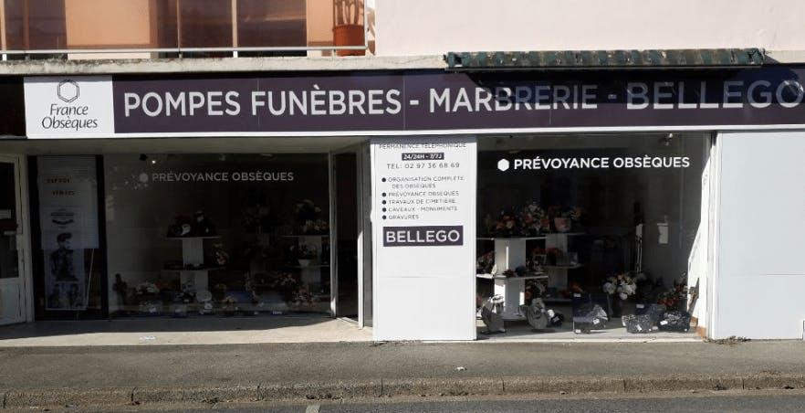 Photographie Pompes Funèbres BELLEGO d'Étel