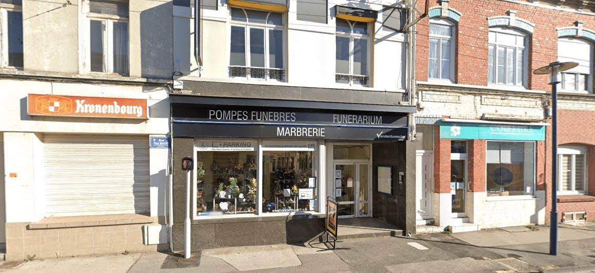 Photographie Pompes Funèbres et Marbrerie Vandenbussche à Dunkerque