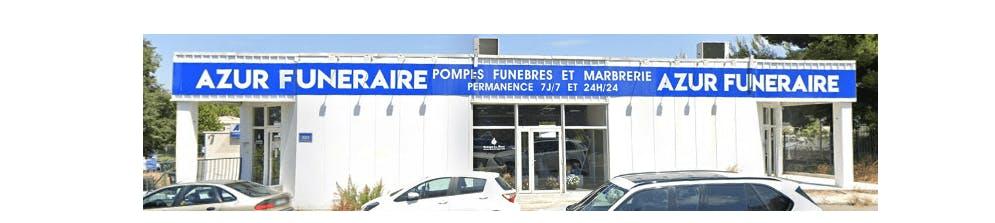 Photographie de la Pompes Funèbres 13(Azur Funéraire) à Marseille
