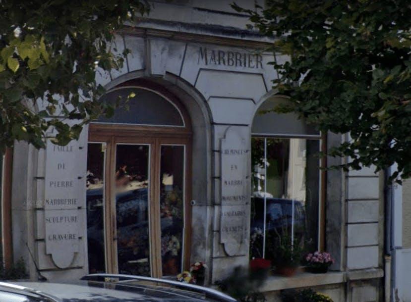Photographie Marbrerie BILBAULT de Moret-sur-Loing