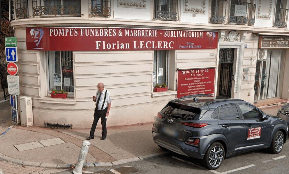 Photographie Pompes funèbres Florian Leclerc Sublimatorium  Le Cannet