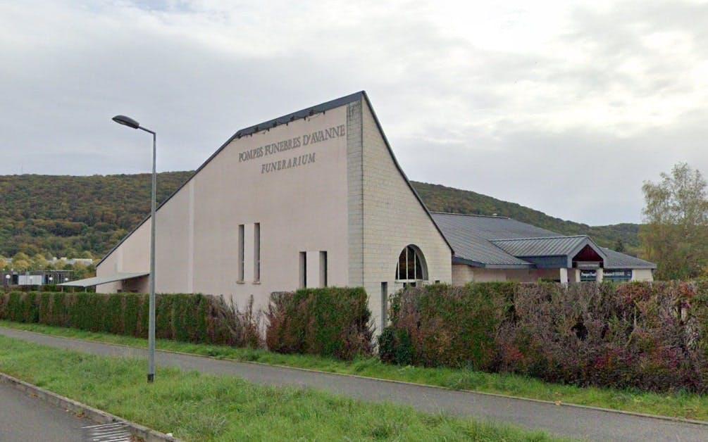 Photographies des Pompes Funèbres d'Avanne à Avanne-Aveney