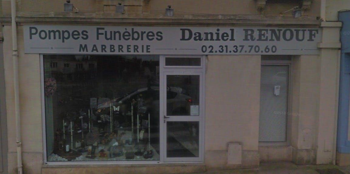 Photographies des Pompes Funèbres Daniel Renouf Courseulles-sur-Mer