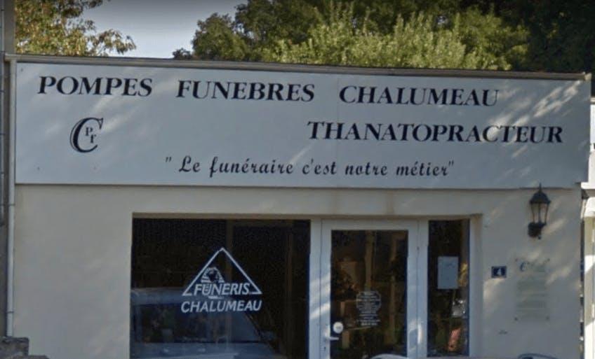 Photographie de la Pompes Funèbres Chalumeau de la ville de Bonnat