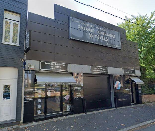 Photographie Pompes Funèbres Wyffels Villeneuve-d'Ascq