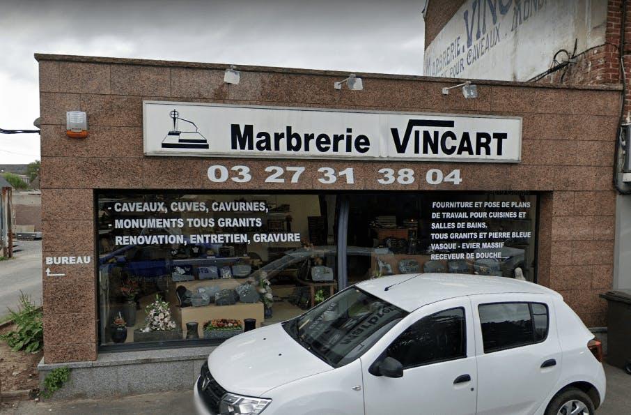 Photographie Marbrerie Vincart de Denain