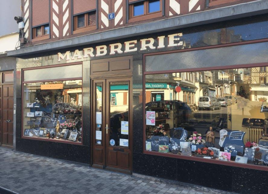 Photographie Marbrerie PERDRIX de Cormeilles