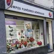 Photographie de la Pompes Funèbres Générales à Villers-Cotterêts