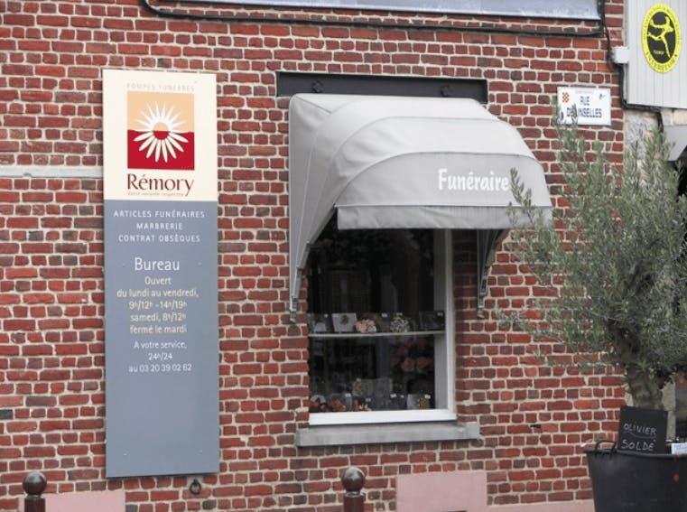 Photographie Pompes Funèbres REMORY de Quesnoy-sur-Deûle