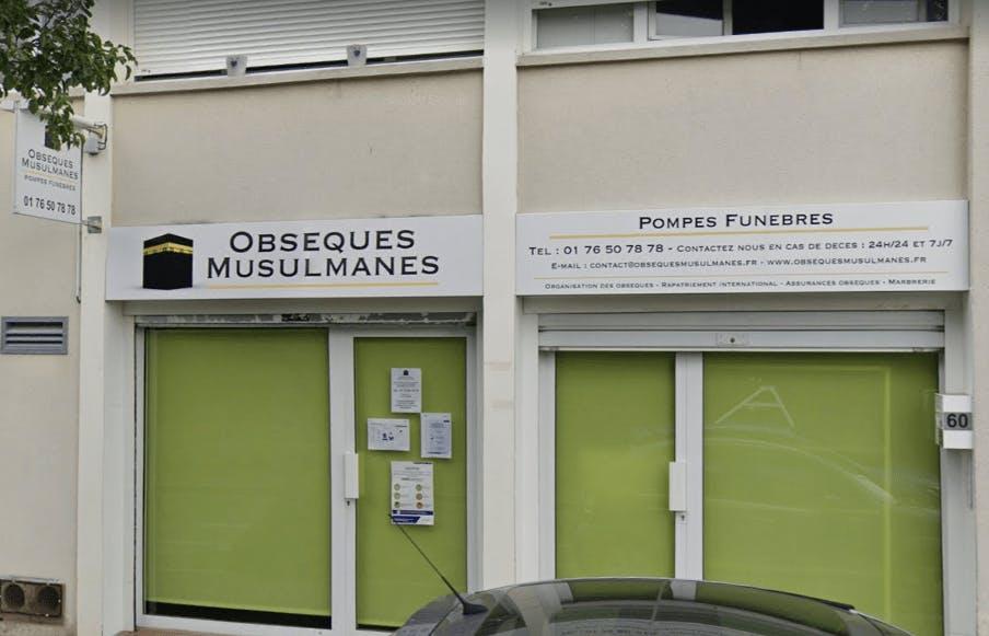 Photographie Pompes Funèbres Obsèques Musulmanes Les Mureaux