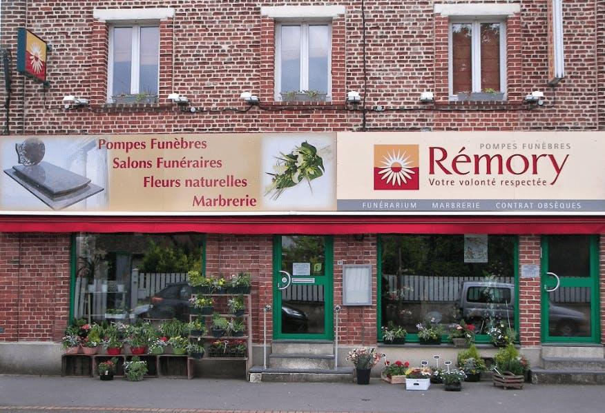 Photographie Pompes Funèbres REMORY de Pérenchies