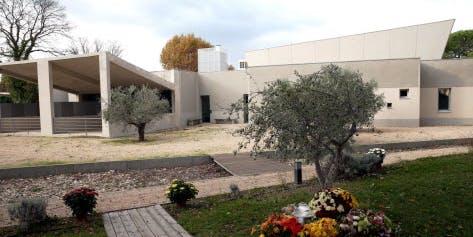 crematorium avignon