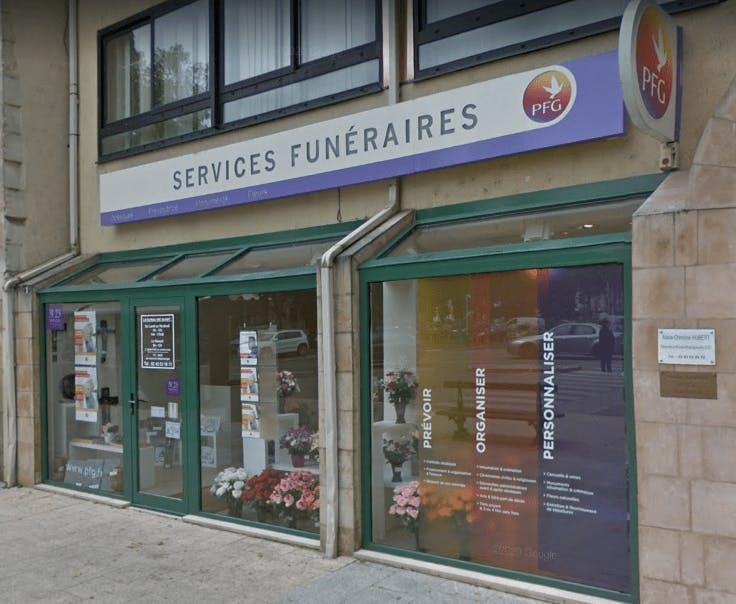 Photographie Pompes Funèbres Générales Laval