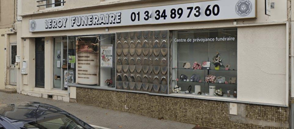 Photographie Leroy Funéraire de Jouars-Pontchartrain