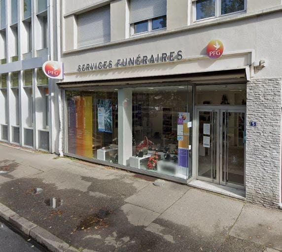 Photographie Pompes Funèbres Générales Mulhouse