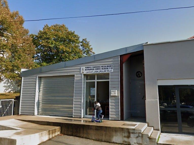 Photographie des Pompes Funèbres Musulmanes De Franche-Comté