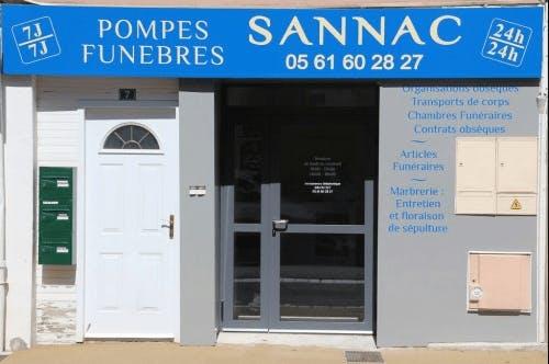 Photographie de Pompes Funèbres SANNAC de la ville de Varilhes