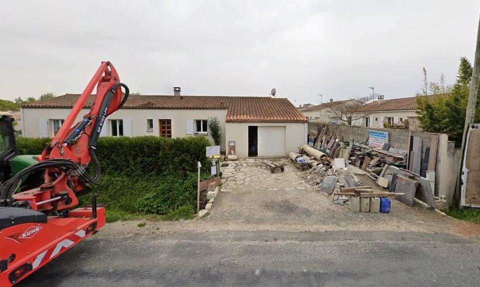 Photographies des Pompes funèbres Marbrerie Boucq JM Saint-Pierre-d'Oléron