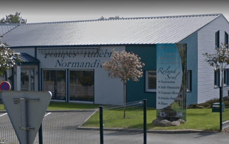 Photographie Pompes Funèbres et Marbrerie Normandie de Domfront