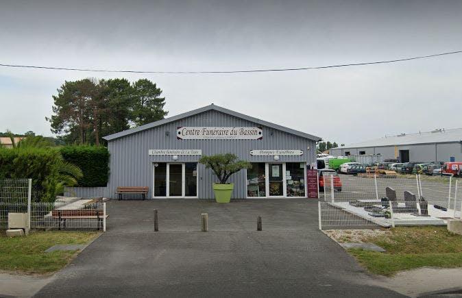 Photographie Centre Funéraire du Bassin La Teste-de-Buch