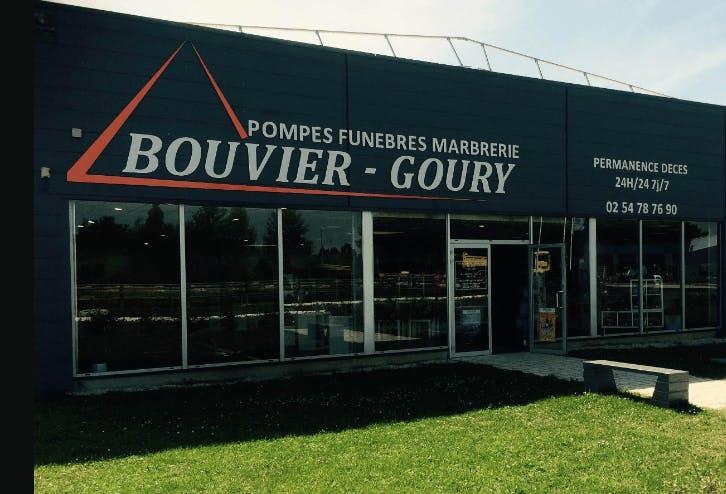 Photographie de la Pompes funèbres et marbrerie BOUVIER GOURY à Le Blois