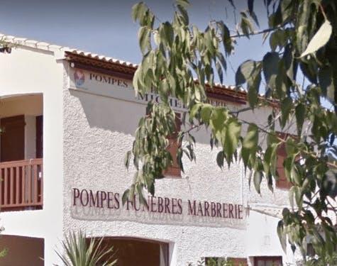Photographie Pompes Funèbres Générales de Sanary-sur-Mer