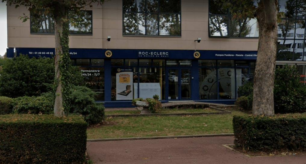 Photographie Pompes Funèbres Roc-Eclerc de Créteil
