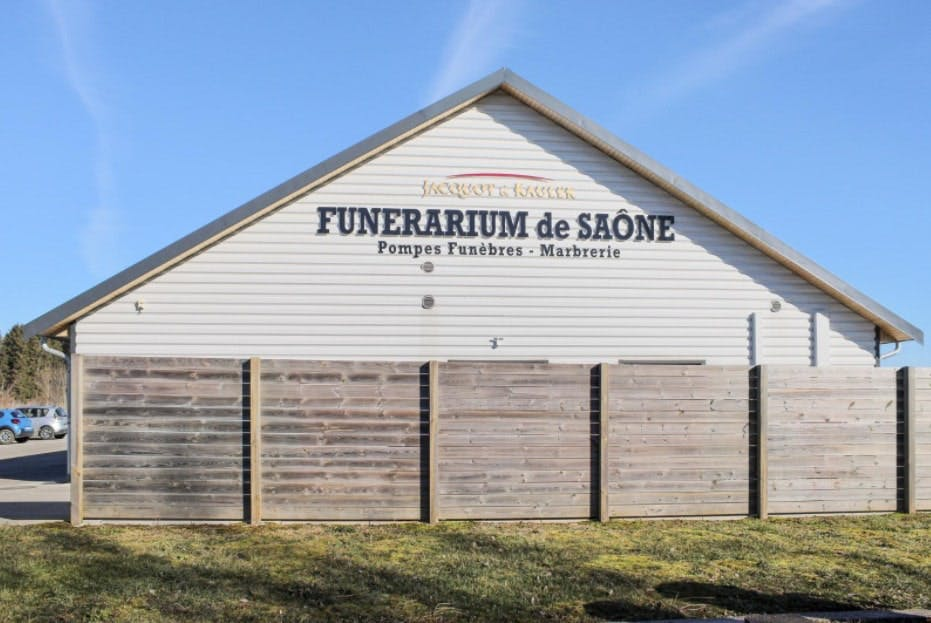 Photographies des Pompes Funebres de Valdahon et Saône à Sône