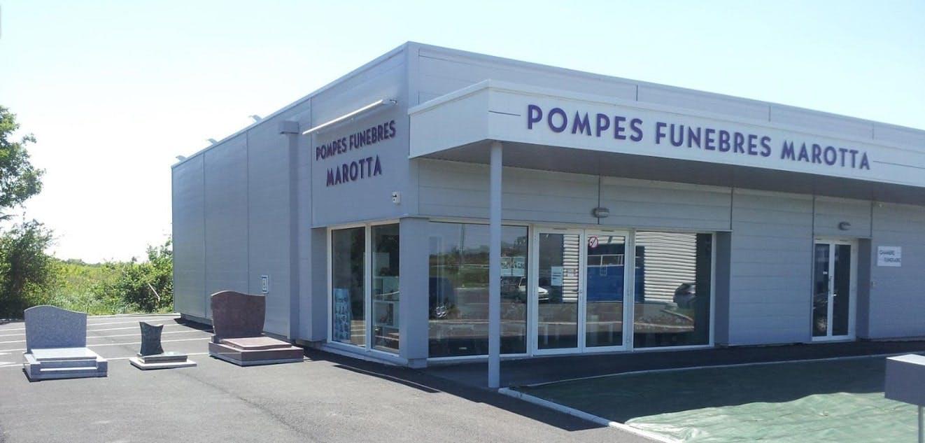 Photographies des Pompes Funèbres Marotta à Tonnay-Charente
