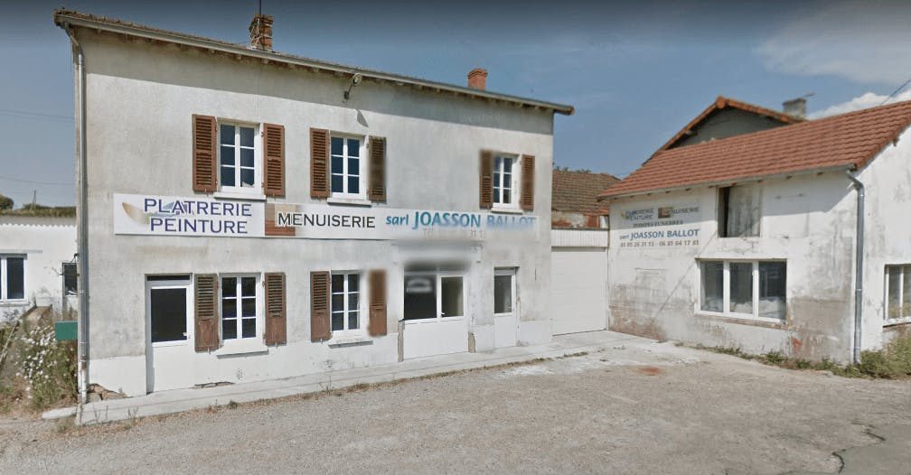 Photographie Pompes Funèbres Joasson Ballot de Coublanc