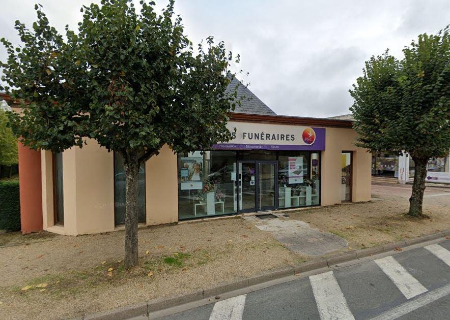 Photographie Pompes Funèbres Générales Moulins