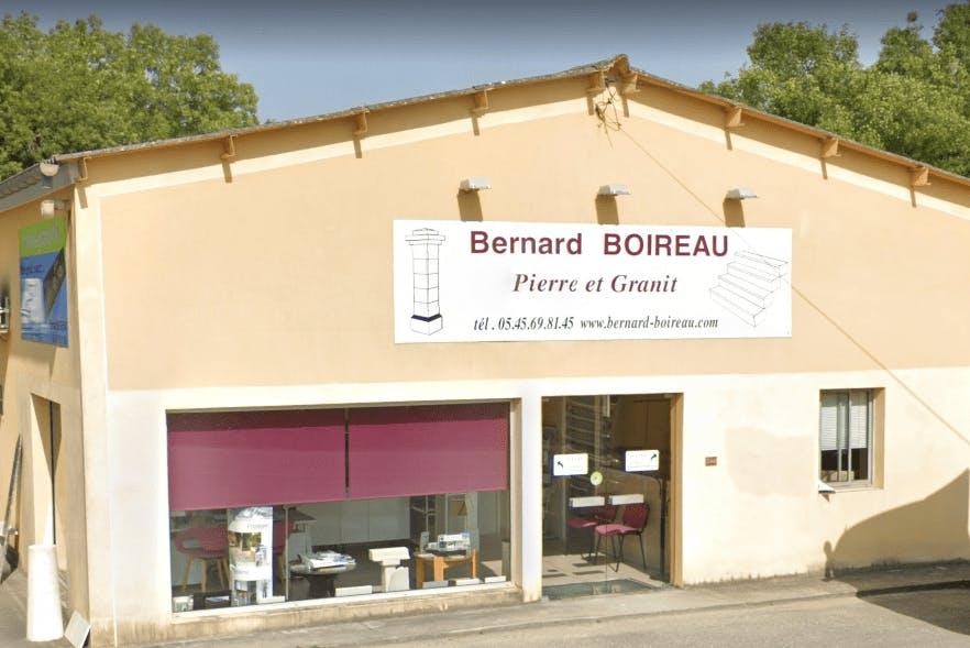 Photographie Bernard BOIREAU de Champniers