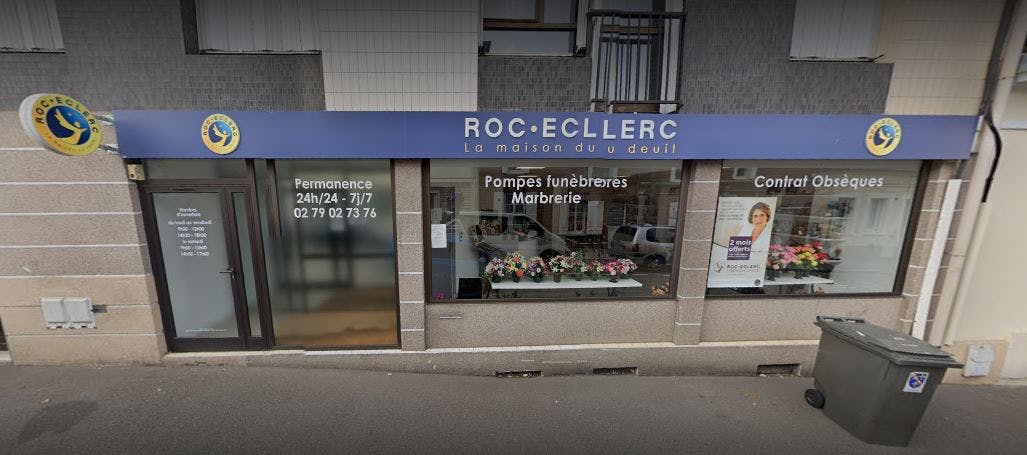 Photographie Pompes Funèbres Roc-Eclerc Evreux