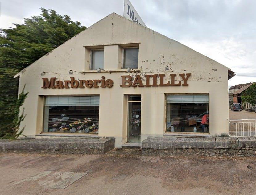 Photographies de la Marbrerie Bailly à Avallon
