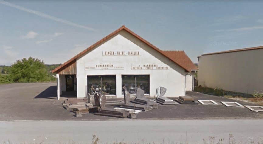 Photographie Pompes Funèbres Hinger - Maire de Bucey-lès-Gy