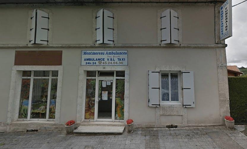 Photographie Pompes Funèbres Montmoreau de Montmoreau-Saint-Cybard