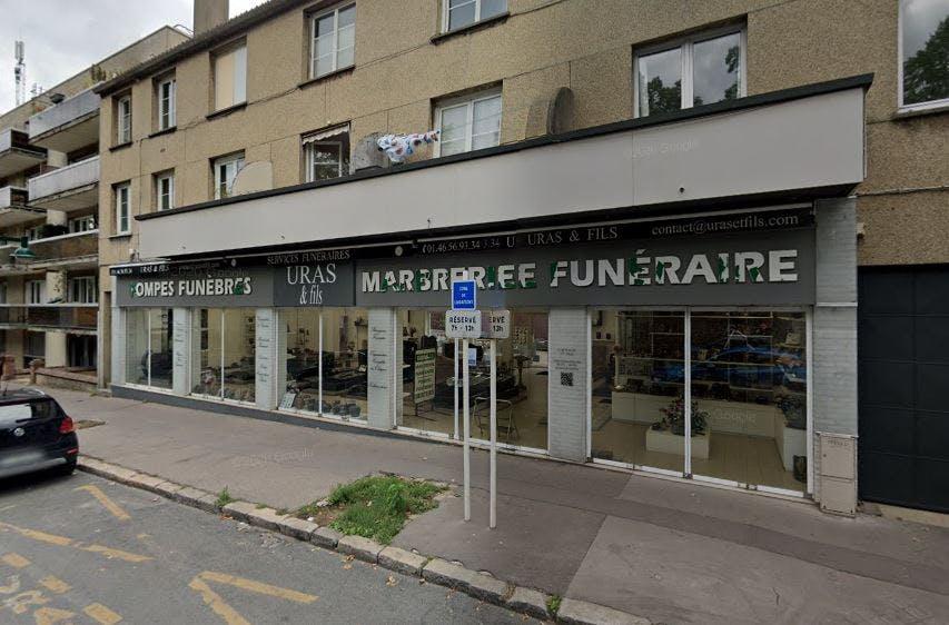 Photographie Service Funéraire Uras & fils Montrouge