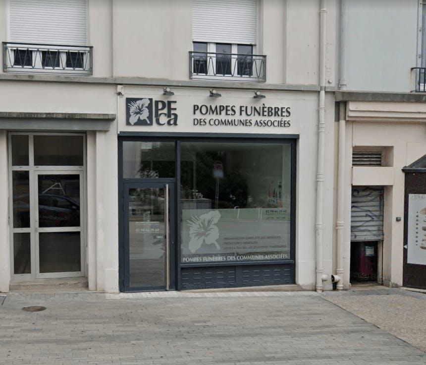 Photographie Pompes Funèbres Communes des Associées à Brest