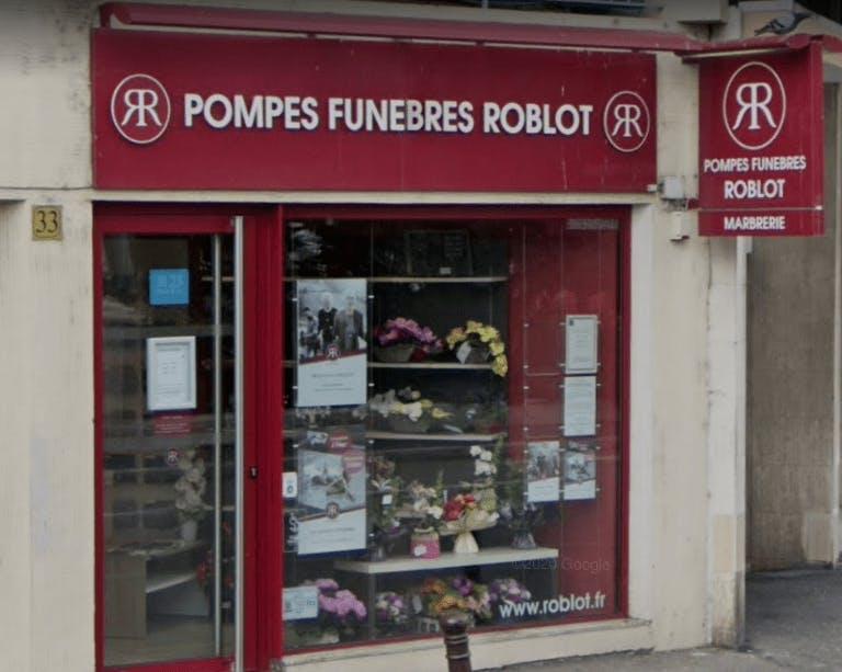 Photographie Pompes Funèbres ROBLOT de Saint-Laurent-du-Var