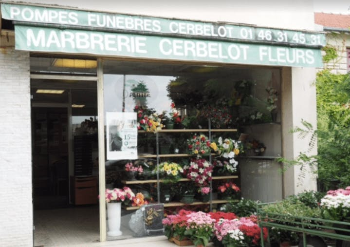 Photographie Pompes Funèbres et Marbrerie Cerbelot Châtenay-Malabry