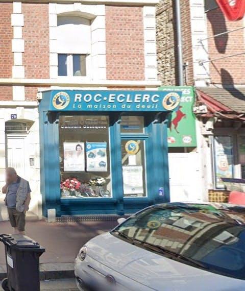 Photographies des Pompes Funèbres Roc'Eclerc à Deauville